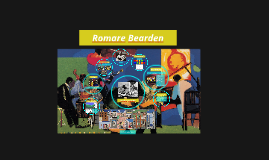 Romare Bearden and The Block