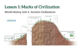 World History Unit 1, Lesson 1