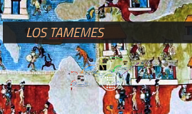Copy of LOS TAMEMES