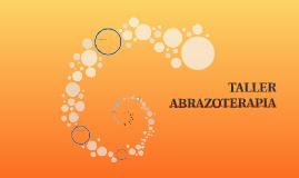 TALLER ABRAZOTERAPIA