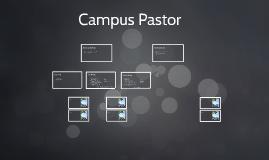 Campus Pastor
