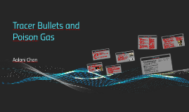 Tracer Bullets and Mobile X-Ray Machines