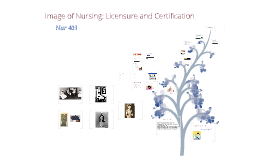 Image of Nursing: Certification and licensure