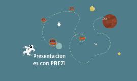 Presentaciones con PREZI