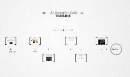 An Inspector Calls Timeline