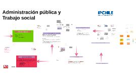 Administración publica y Trabajo social IP