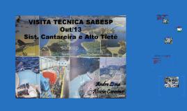 VISITA TECNICA SABESP Out/13