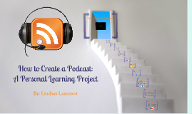 COM 509 Personal Learning Project--How to Make a Podcast