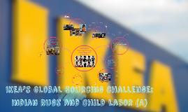 ikea's global sourcing challenge