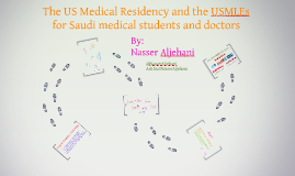 The US Medical Residency and the USMLE