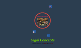 Legal Concepts: Democracy and Freedom