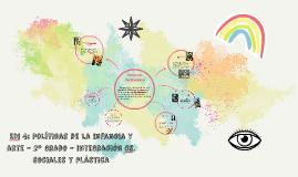 EDi 4: Políticas de la infancia y arte - 2º grado - integrac