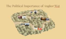 Political Importance of Angkor Wat