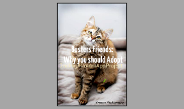 Copy of Busters Friends
