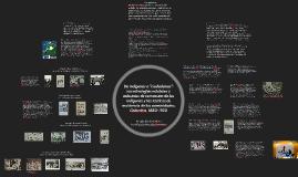 """De indígenas a """"ciudadanos"""": las estrategias estatales y ecl"""