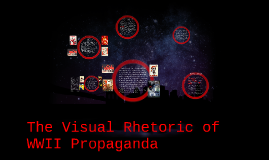 visual rhetoric propaganda From the perspective of visual rhetoric, then, the production files reveal the role of jtf-1 in the production of the universal newsreels, and into the newsreel as a mode of domestic propaganda at the dawn of the cold war.