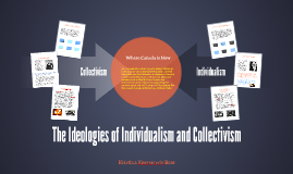 The Ideologies of Individualism and Collectivism