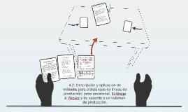 4.2. Descripción y aplicación de métodos para el balanceo de