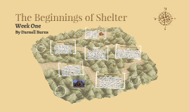 The Beginnings of Shelter
