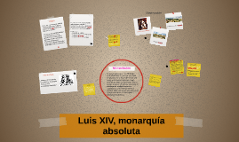 Copy of LUIS XIV, MONARQUIA ABSOLUTA