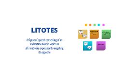 Litotes