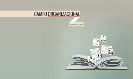 CAMPO ORGANIZACIONAL