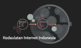 Kedaulatan Internet Indonesia