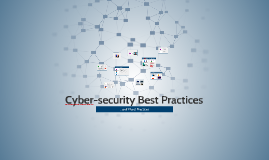 Cyber-security Best Practices