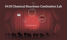 Copy of 04.05 Chemical Reactions: Combustion Lab