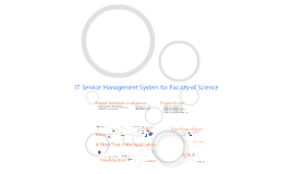 IT Service Management System (Senior Project)