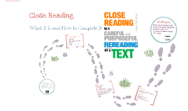 Close Reading of Texts