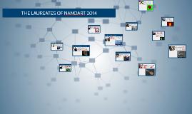 THE LAUREATES OF NANOART 2014
