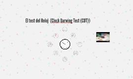 El test del Reloj