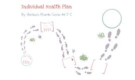 Individual Health Plan