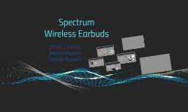 Spectrum Wireless Earbuds