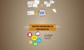 Graphic Organizers in Kindergarten