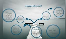 proyecto labor social