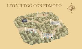 LEO Y JUEGO CON EDMODO