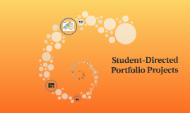 Student-Directed Portfolio Projects