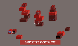Copy of EMPLOYEE DISCIPLINE