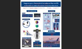 Programa para a Prevenção de Incursões em Pista no ATS: Conformidade com a OACI e Percepção da Linha de Frente Operacional