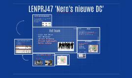 LENPRJ47 Nero's nieuwe DC