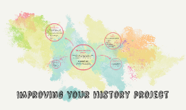 Improving your history project
