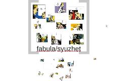 fabula/syuzhet