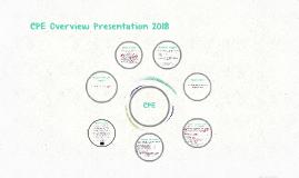 CPE Mock Presentation