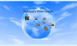 Redmond's Water System