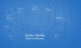 Taylor Marlin