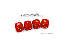 Master Copy of Risk