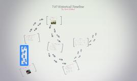 7.07 Historical Timeline