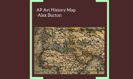 AP Art History Map